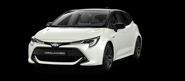 TOYOTA Corolla Hatchback 1.8 Hybrid Style + Navi