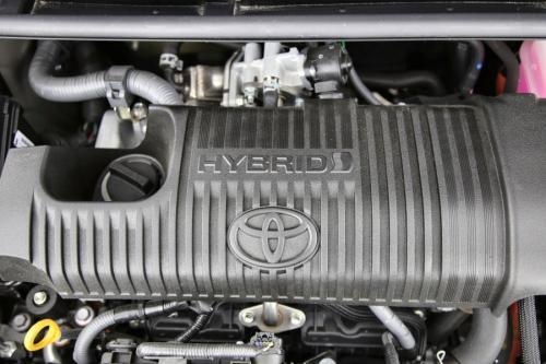 TOYOTA Yaris 5deurs 1.5 Hybrid e-CVT Active
