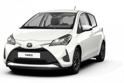 TOYOTA Yaris 5deurs 1.5VVT--IE 6MT Connect