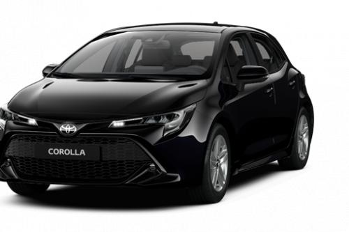 TOYOTA Corolla Hatchback Hatchback 1.2 Turbo petrol 6MT Dynamic + Navi