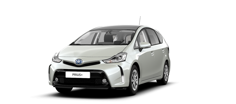 TOYOTA Grand Prius+ 7 plaatsen 1.8 Hybrid e-CVT Dynamic Plus + Business Pack