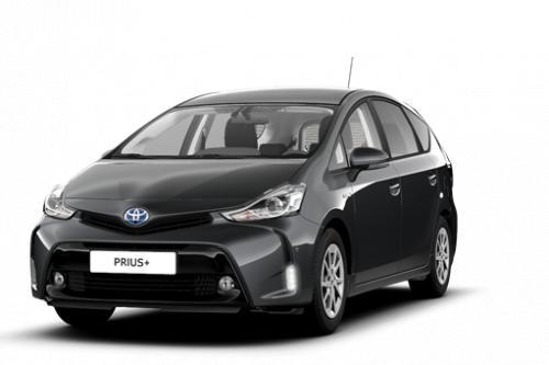 TOYOTA Grand Prius+ 7 plaatsen 1.8 Hybrid e-CVT Dynamic Plus + Business Pack