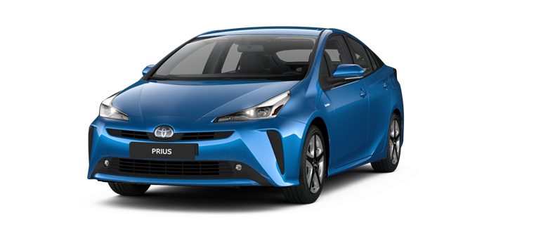 TOYOTA Prius Liftback 1.8 e-CVT Hybrid Lounge + Executive Pack