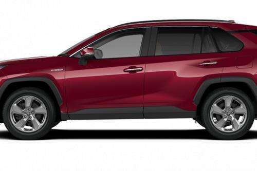 TOYOTA RAV4 5 deurs 2.5 Hybrid 2WD e-CVT Premium + JBL Pack + Pano Roof