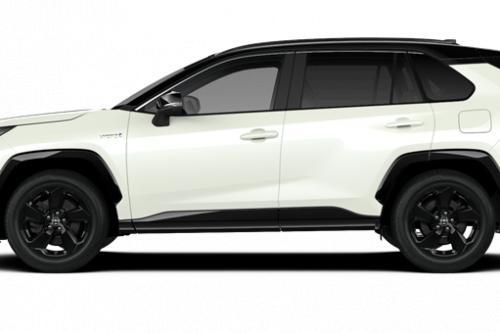 TOYOTA RAV4 5 deurs 2.5 Hybrid 2WD e-CVT Style + JBL Pack + Panoramic Roof