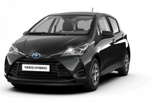 TOYOTA Yaris 5 deurs 1.5 Hybrid e-CVT Comfort + Navi