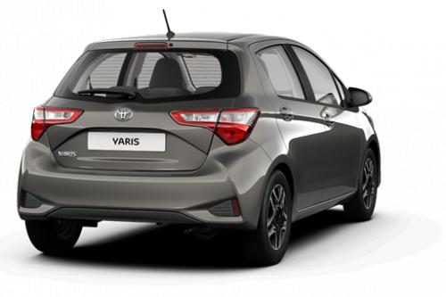 TOYOTA Yaris 5D 1.5VVT--IE 6MT Connect