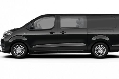 TOYOTA PROACE Double Cab LONG 2.0D 120pk 6MT Comfort + Navi + Parking Pack + Carplay