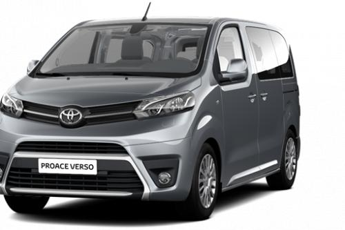TOYOTA PROACE Verso COMPACT 1.5D 120hp 6MT MPV + GPS + Parking Pack