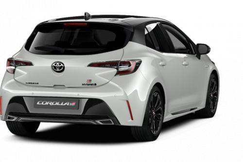 TOYOTA Corolla Hatchback 1.8 e-CVT Hybrid  GR Sport + Business Pack + Navi (DEMO)
