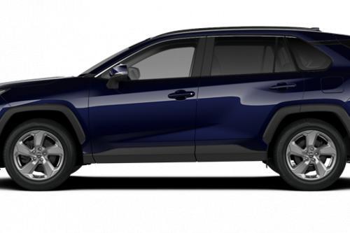 TOYOTA RAV4 5 deurs 2.0 Benzine 2WD CVT Dynamic Plus