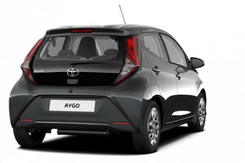 TOYOTA Aygo 5 deurs 1.0 VVT-i Multi Mode X-play 2 + Manuele Airco