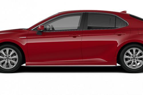 TOYOTA Camry Sedan 2.5L HSD CVT + Business Pack (DEMO)