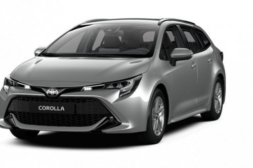 TOYOTA Corolla Touring Sports 1.8 Hybrid e-CVT Dynamic Plus + Navi
