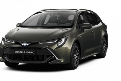 TOYOTA Corolla Touring Sports 2.0 Hybrid CVT Premium Plus + Experience Pack (DEMO)