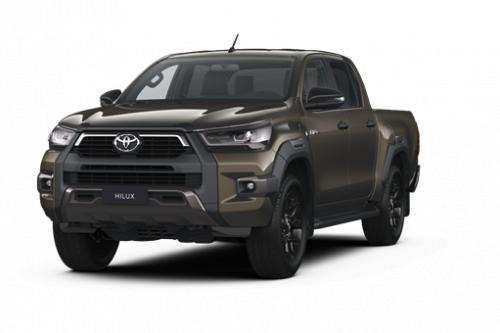 TOYOTA Hilux 4X4 Dubbele Cabine 2.8 204hp 6AT Invincible