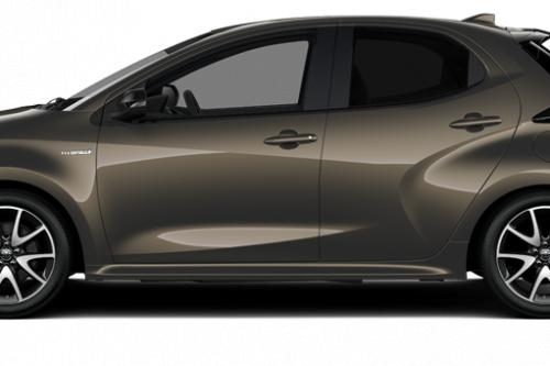 TOYOTA Yaris 5 deurs 1.5 Hybrid e-CVT Style + Navi + Hi-tech + Pano