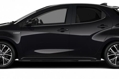 TOYOTA Yaris 5 deurs 1.5 Hybrid e-CVT Elegant + Navi + Hi-tech (DEMO)