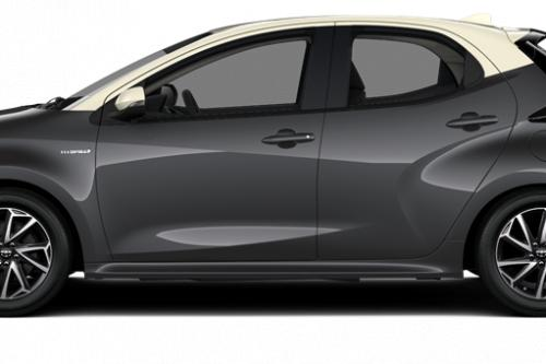 TOYOTA Yaris 5 deurs 1.5 Hybrid e-CVT Iconic + Navi + Hi-tech + Pano