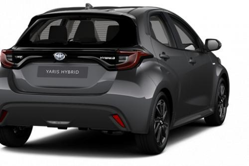TOYOTA Yaris 5 deurs 1.5 Hybrid e-CVT Iconic + Navi + Hi-tech