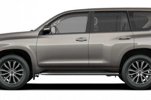TOYOTA Land Cruiser 5 deurs 2.8L Diesel AT Black Premium
