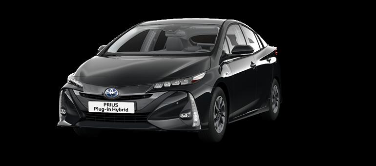 TOYOTA Prius Plug-in Liftback 2.0L AT Business