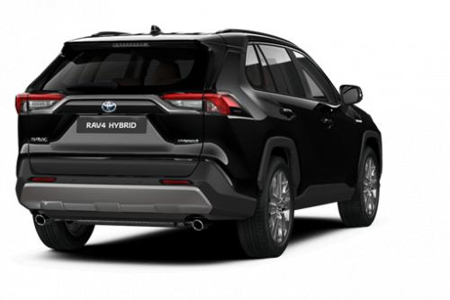 TOYOTA RAV4 5 deurs 2.5 Hybrid AWD e-CVT Premium Plus JBL Pack + Pano + Trekhaak (DEMO)